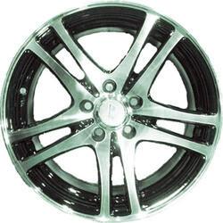 Автомобильный диск Литой Nitro Y4816 6,5x16 5/114,3 ET 50 DIA 66,1 BFP