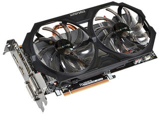 Видеокарта GIGABYTE AMD Radeon R9 270 [GV-R927OC-2GD-GA] 2 Гб  GDDR5