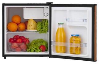 Холодильник Korting KS50A-Wood коричневый