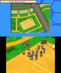 Игра для 3DS Inazuma Eleven 3: Bomb Blast