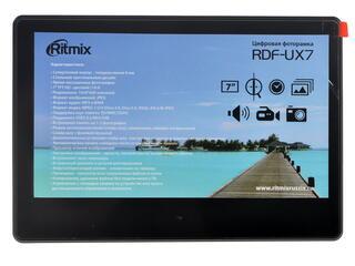 7'' Фоторамка Ritmix RDF-UX7