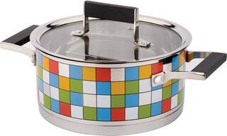 Кастрюля Polaris Mosaic 20C разноцветный
