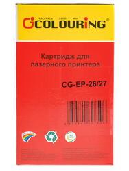 Картридж лазерный Colouring CG-EP-26/27