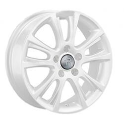 Автомобильный диск литой Replay VV39 6,5x16 5/112 ET 50 DIA 57,1 White