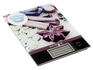Кухонные весы Supra BSS-4097 коричневый