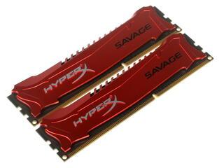 Оперативная память Kingston HyperX Savage [HX318C9SRK2/8] 8 ГБ