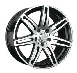 Автомобильный диск литой LS 474 7,5x17 5/114,3 ET 45 DIA 73,1 BKF