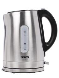 Электрочайник Marta MT-1042 серебристый