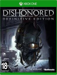 Игра для Xbox One Dishonored Definitive Edition