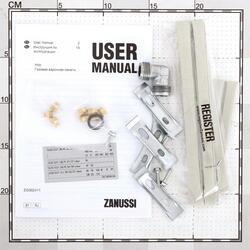 Газовая варочная поверхность Zanussi ZGG 62411 XA