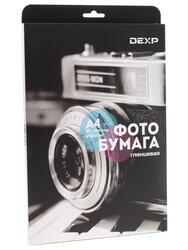 Фотобумага DEXP Deluxe Gloss 0808859