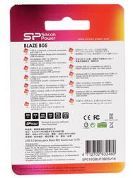 Память USB Flash Silicon Power Blaze B05 16 Гб