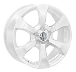 Автомобильный диск литой LegeArtis TY70 7x17 5/114,3 ET 39 DIA 60,1 White