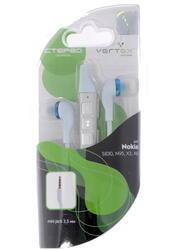 Гарнитура проводная Vertex 20111 белый