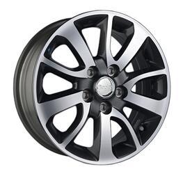 Автомобильный диск литой Replay SZ45 6x16 5/114,3 ET 50 DIA 60,1 GMF