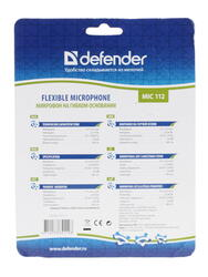 Микрофон Defender MIC-112