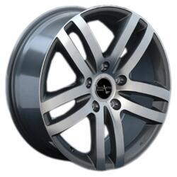 Автомобильный диск Литой LegeArtis A26 8x18 5/130 ET 57 DIA 71,6 MI/GR