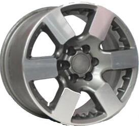 Автомобильный диск литой Replay NS140 7x16 6/114,3 ET 30 DIA 66,1 Sil
