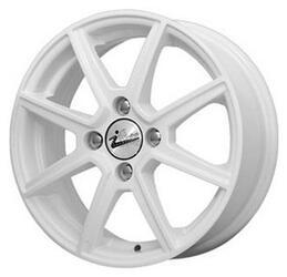 Автомобильный диск литой iFree Майами 5,5x14 4/98 ET 38 DIA 58,5 Аляска