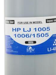 Тонер B&W LI-486