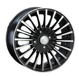 Автомобильный диск Литой LS 222 7x16 5/112 ET 39 DIA 66,6 FBKF
