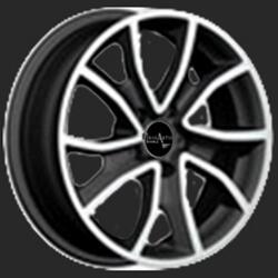 Автомобильный диск Литой LegeArtis CI10 6,5x16 5/114,3 ET 38 DIA 67,1 BKF