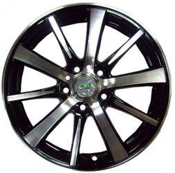 Автомобильный диск Литой Nitro Y3120 6x15 4/108 ET 52,5 DIA 63,3 BFP
