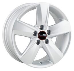 Автомобильный диск Литой LegeArtis SK40 6x15 5/100 ET 38 DIA 57,1 Sil