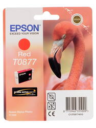 Картридж струйный Epson T0877