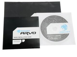 Клавиатура ROCCAT Arvo ROC-12-500-AS