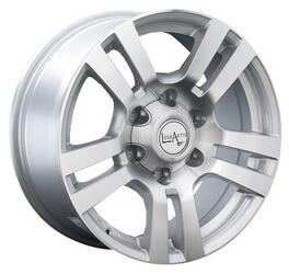 Автомобильный диск Литой LegeArtis TY61 7,5x18 6/139,7 ET 25 DIA 106,3 Sil