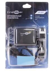 Разветвитель автоприкуривателя FinePower FP-201
