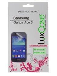 "4""  Пленка защитная для смартфона Samsung Galaxy Ace 3 GT-S7270"
