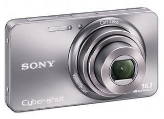 Цифровая камера SONY W570S D/Silver