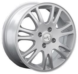 Автомобильный диск Литой LegeArtis HND88 6x15 4/100 ET 48 DIA 54,1 Sil