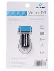 Автомобильное зарядное устройство Neoline Volter D3