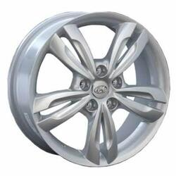 Автомобильный диск Литой Replay HND40 6,5x17 5/114,3 ET 48 DIA 67,1 Sil