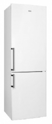 Холодильник с морозильником Candy CBSA 5170W белый