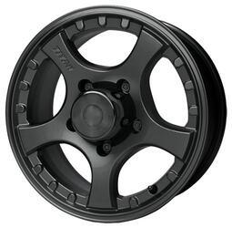Автомобильный диск Литой Скад Титан 7x16 5/139,7 ET 20 DIA 109,7 Гальвано