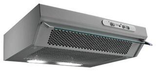 Вытяжка подвесная Turbo Sabaudia F50 IX (K704) серебристый