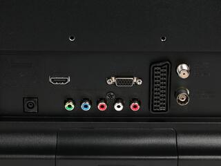 """22"""" (55 см)  LED-телевизор LG 22MT47V-PZ черный"""