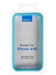 Бампер  для смартфона Apple iPhone 4/4S