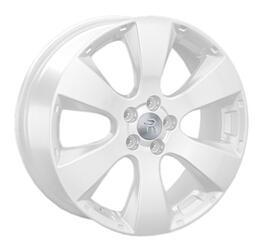 Автомобильный диск литой Replay SB19 7x17 5/100 ET 48 DIA 56,1 White