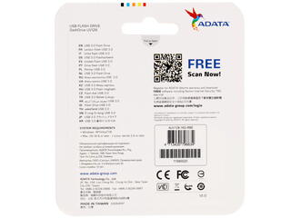 Память USB Flash AData AUV128-16G-RBE 16 Гб