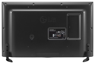 "55"" (139 см)  LED-телевизор LG 55LF653V черный"
