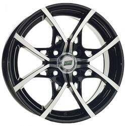Автомобильный диск Литой Nitro Y5314 5,5x14 4/98 ET 35 DIA 58,6 BFP