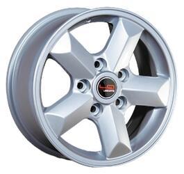Автомобильный диск Литой LegeArtis SNG7 7x16 5/130 ET 43 DIA 84,1 Sil