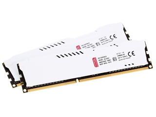Оперативная память Kingston HyperX FURY White Series [HX313C9FWK2/8] 8 ГБ