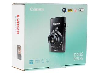 Компактная камера Canon Digital IXUS 255 HS черный
