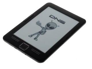 6'' Электронная книга DNS Airbook EB603 черный